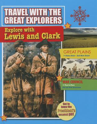 Explore With Lewis and Clark By O'brien, Cynthia